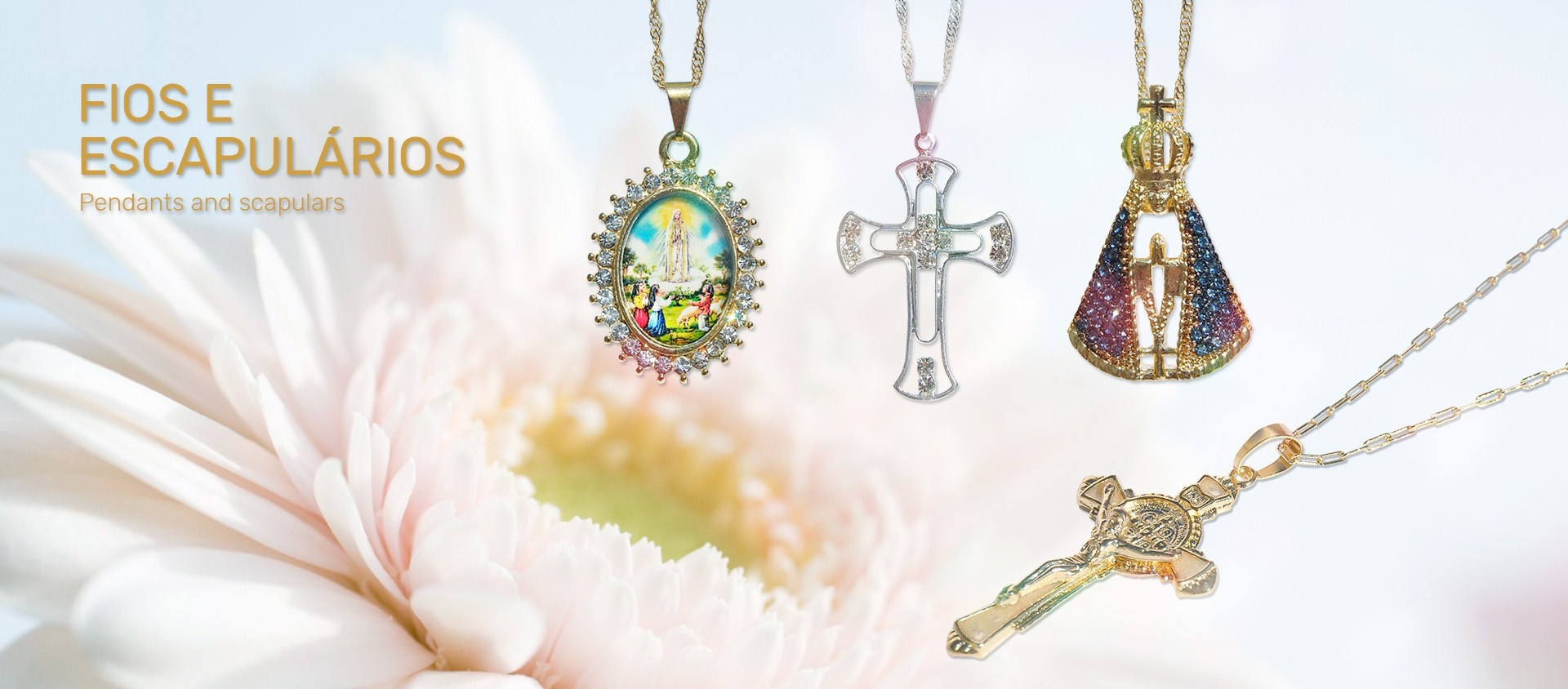 Pendants and scapulars