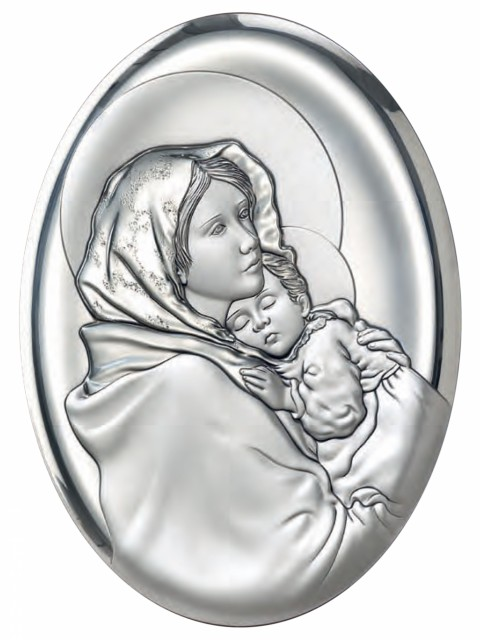 Our Lady with Baby